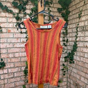 Fall / Autum Colored Tank Top
